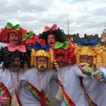K3 jurken voor een carnavalsvereniging